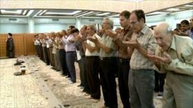 Los iraníes festejan las noches del mes de Ramadán