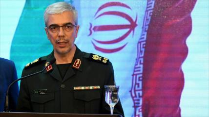 'Las FFAA de Irán están listas para repeler acciones agresivas'