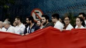 Médicos anuncian huelga general en Paraguay