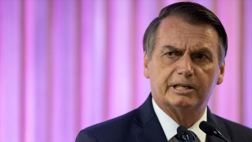 Sondeo: Más brasileños desaprueban gestión de Bolsonaro