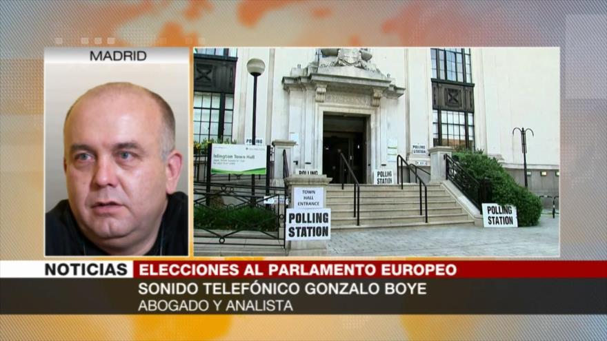 Boye: Europa, amenazada cada vez más por ascenso de ultraderecha