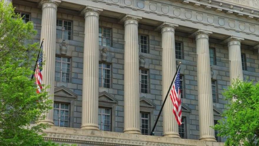 El Departamento de Comercio de EE.UU., Washington D.C.