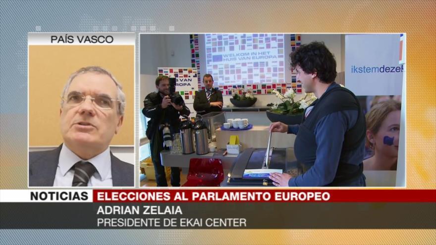 Zelaia: UE necesita estructuras comunes para su política exterior