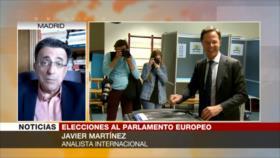 Martínez: Inmigración y paro, principales retos para una UE unida