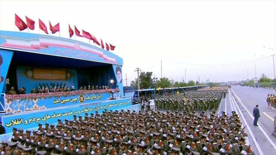 Poderío defensivo de Irán. Tensión EEUU-China. Elecciones europeas