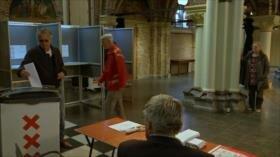 Inician elecciones al Parlamento Europeo