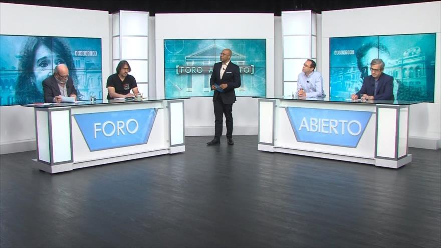 Foro Abierto; Argentina: Cristina Fernández, candidata a la vicepresidencia