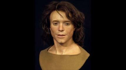 Reconstruyen en Suiza el rostro de un hombre de 1300 años