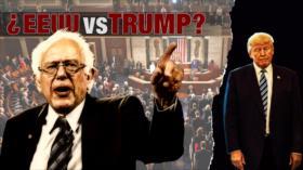 Detrás de la Razón: ¿EEUU contra Trump por defender a Irán?