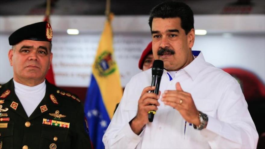 Maduro: EEUU sopesa sanciones a programa de alimentos de Venezuela