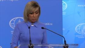 Rusia critica actitud de EEUU hacia el acuerdo nuclear
