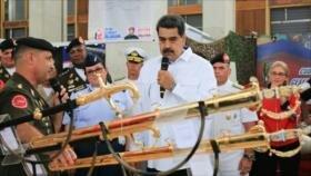 """Maduro ordena """"inversión inmediata"""" en Huawei tras veto de EEUU"""