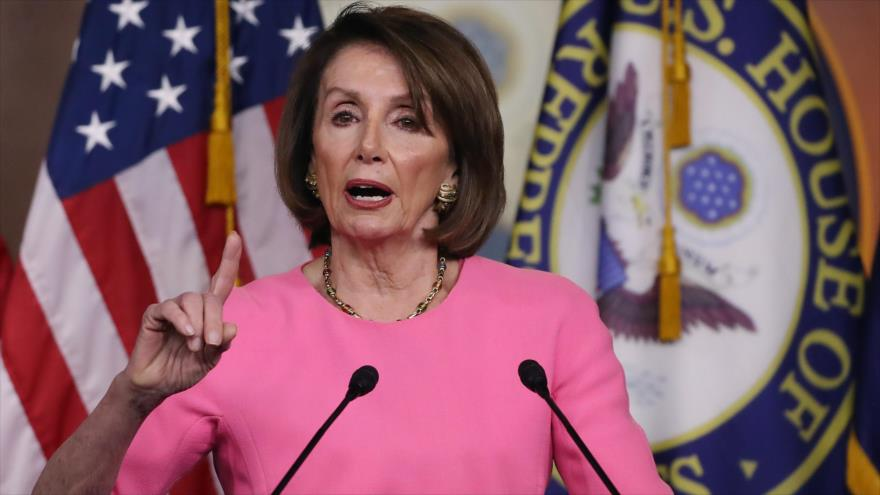 Líder demócrata: Casa Blanca pide 'a gritos' impeachment de Trump | HISPANTV