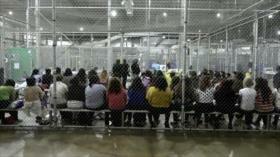 EEUU reubica a migrantes por falta de espacio en albergues