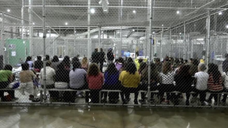 EEUU reubica a migrantes por falta de espacio en albergues | HISPANTV