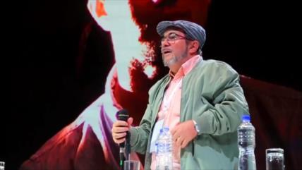 Líder de la FARC se distancia de exnegociador del acuerdo de paz