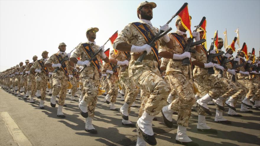 """Cuerpo de Guardianes vaticina """"derrota total"""" de los enemigos de Irán"""
