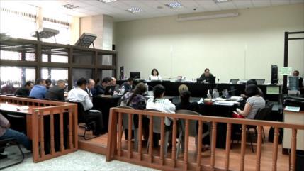 Jueces de Guatemala temen por su seguridad