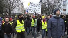 Chalecos amarillos en elecciones europeas