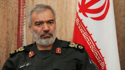 General iraní: Nadie puede asegurar el Golfo Pérsico excepto Irán