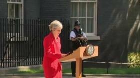Dimisión de Theresa May. Congreso español. Lazos Irán-Paquistán