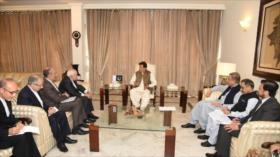 Irán y Paquistán deciden potenciar sus relaciones bilaterales