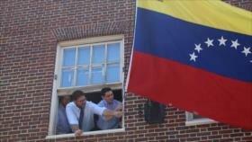 Embajador de Guaidó toma embajada venezolana en Washington