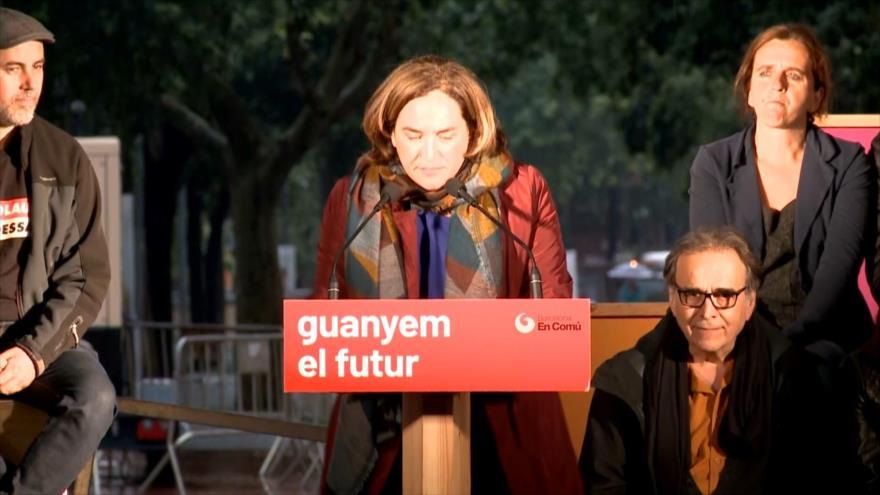 Fin de campaña en Barcelona con empate técnico en las encuestas