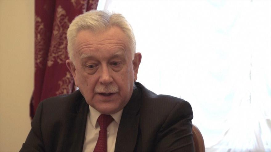 Rusia defiende presencia de sus tropas en Venezuela como legítima