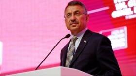 """Turquía dice que no acatará deseo de EEUU de que """"sancione"""" a Irán"""