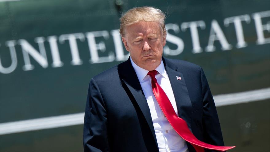 Más de 70 exlíderes militares aconsejan a Trump evitar guerra con Irán