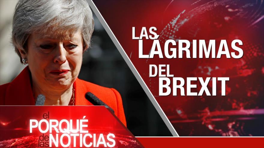 El Porqué de las Noticias: Venta de armas estadounidenses. Las lágrimas del Brexit. Militares rusos en Venezuela