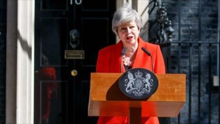 La reacción mundial al anuncio de la renuncia de Theresa May