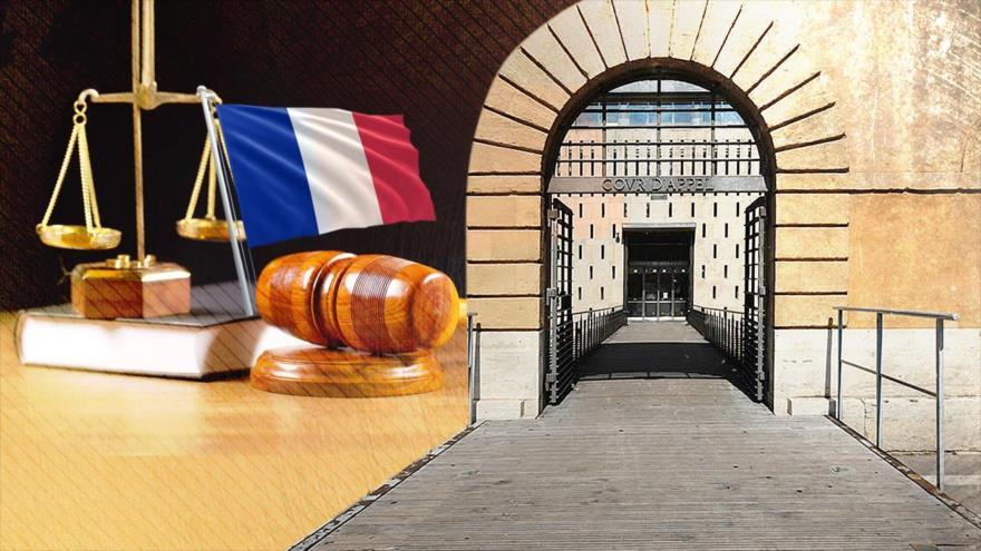 Varios organismos iraníes deploran la orden de extradición emitida por una corte gala en contra de un ciudadano persa arrestado en Francia, a EE.UU.