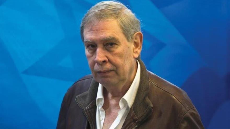 El exdirector del servicio de inteligencia de Israel (el Mossad), Tamir Pardo.