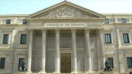 La Mesa del Congreso español suspende a los diputados presos