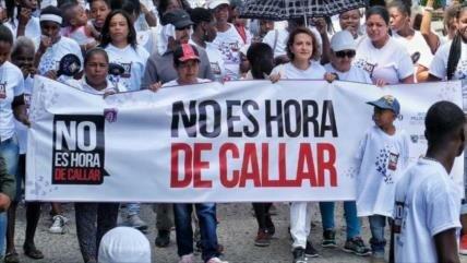 Violencia sexual en la guerra afecta a 26 534 mujeres en Colombia