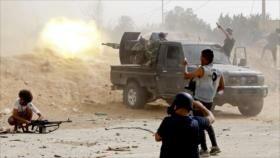 Más de 40 muertos en violentos enfrentamientos en Libia