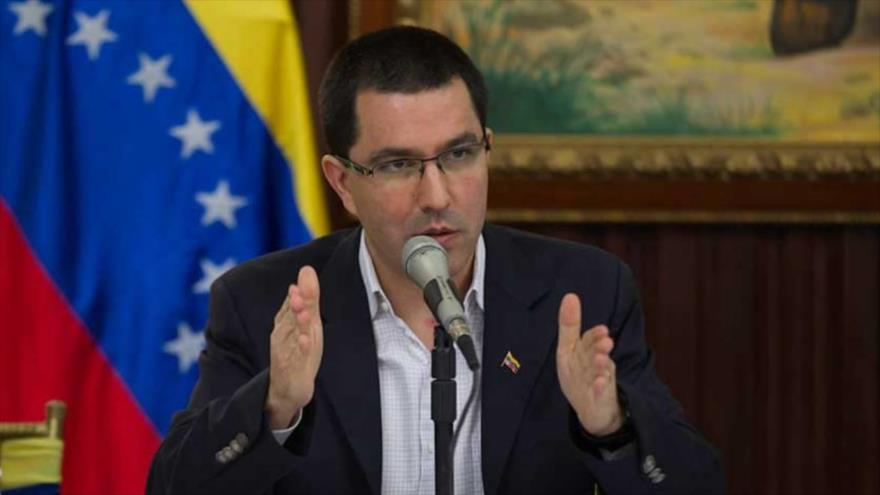 """Venezuela denuncia apoyo de Brasil a """"tesis guerreristas de EEUU"""""""