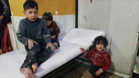 Terroristas y expertos europeos preparan ataque químico en Siria