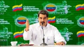 Maduro llama a venezolanos a prepararse para un combate con EEUU