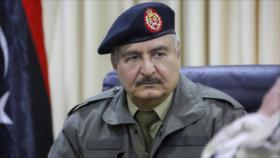Haftar rechaza el alto el fuego en Trípoli y la mediación de ONU