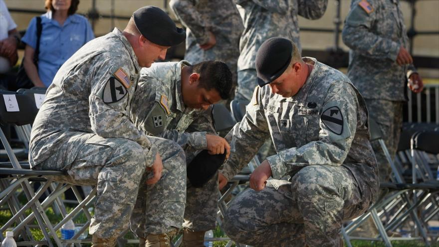 Exmilitares opinan sobre las graves consecuencias de servir en el Ejército de EE.UU.