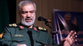 Alto militar persa: Irán frustró planes de EEUU de derrocar a Al-Asad
