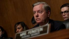 Senador republicano arremete contra Trump por vender armas a Riad