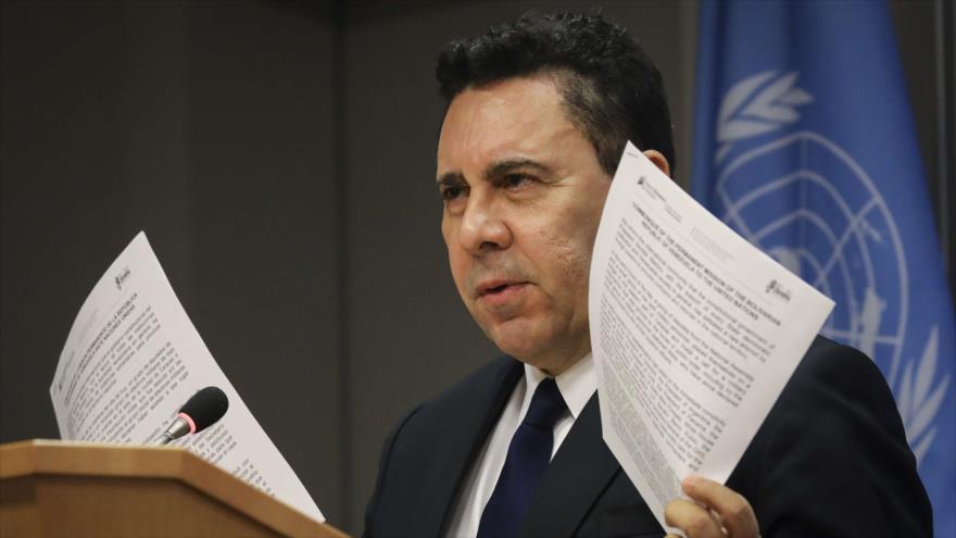Venezuela: Sanciones de EEUU son 'crímenes de lesa humanidad' | HISPANTV