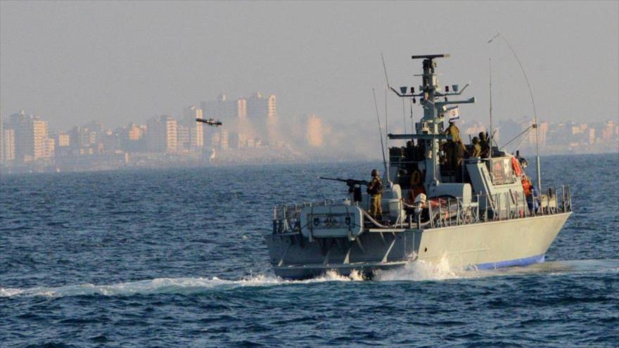 El Líbano denuncia violación de sus aguas por barco militar israelí | HISPANTV
