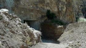 Ejército sirio descubre un túnel secreto de terroristas en Hama