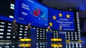 El Partido Popular Europeo lograría 178 escaños de 751