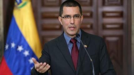 Arreaza denuncia nuevo ataque mediático contra Venezuela